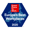 Ryan Named One of Europe's Best Workplaces 2020