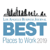 Ryan Named One of the Best Places to Work in Los Angeles County